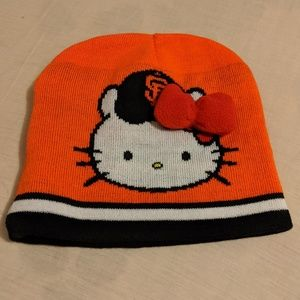 Hello Kitty SF Giants Limited Edition Beanie